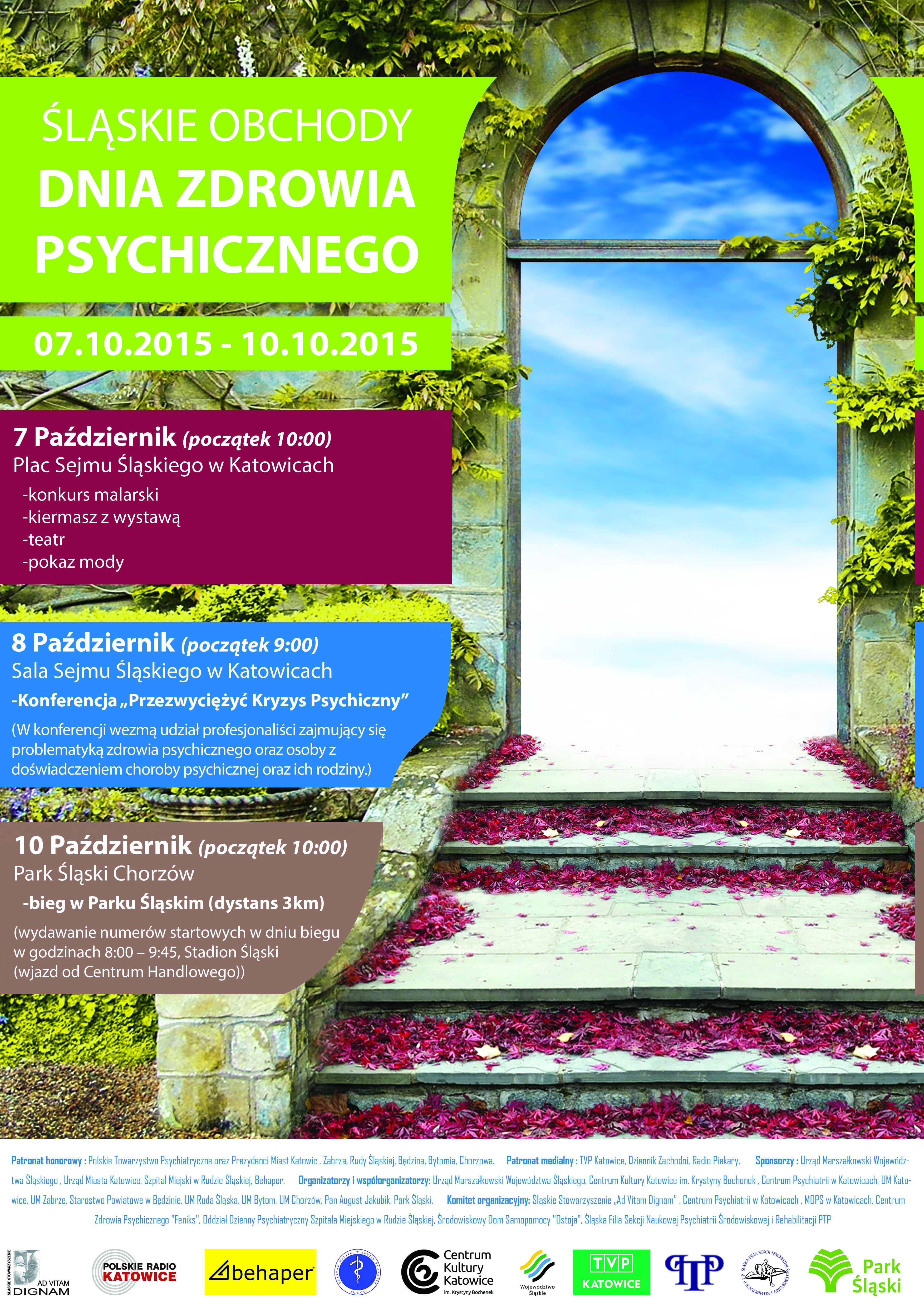 Plakat Zdrowia Psychicznego5